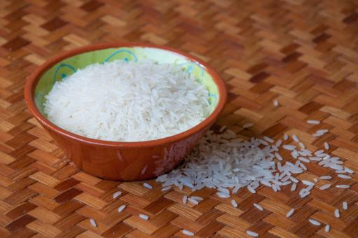 Bowl of rice - Free Stock Photo