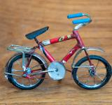 Free Photo - Craft bicycle made by aluminium