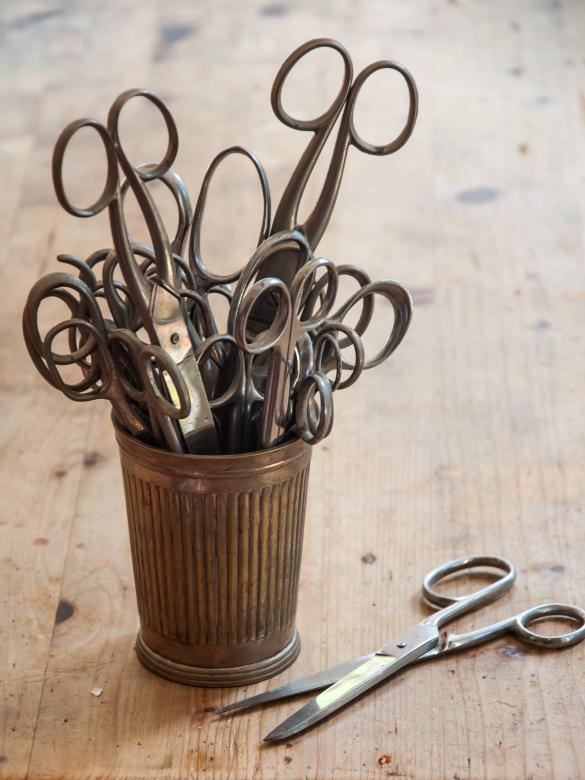 Free Stock Photo of Old vintage scissors Created by Merelize