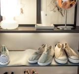 Free Photo - closet with shoes