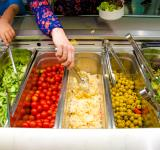 Free Photo - Salad bar with vegetables
