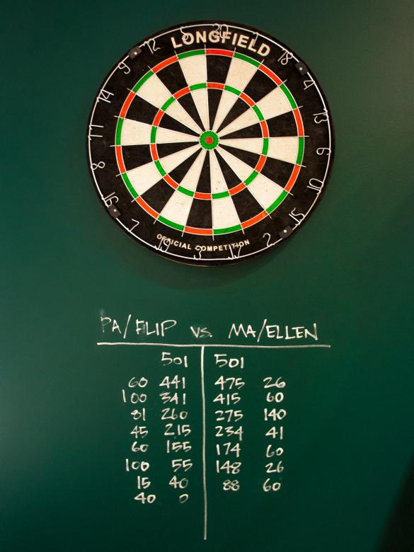 Free Stock Photo of Dartboard darts game Created by Merelize