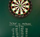 Free Photo - Dartboard darts game