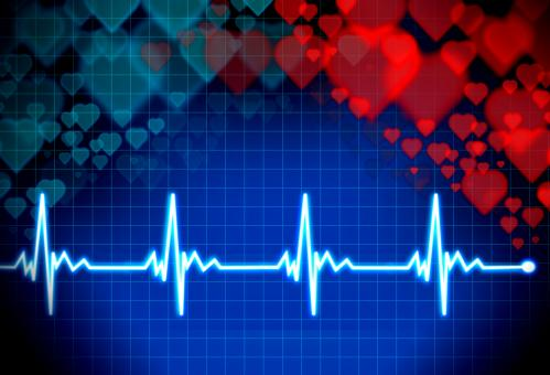 Heartbeat Monitor Concept - Free Stock Photo