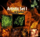Free Photo - Artistic Brushes 1