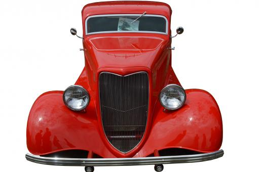 1935 Ford - Free Stock Photo