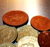 Free Photo - British pound coins closeup