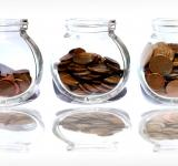 Free Photo - Coins in the jar - Savings
