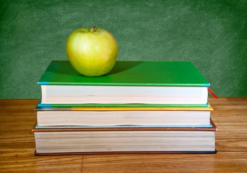 Back to school books - Free Stock Photo