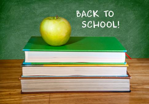 Back to school - Free Stock Photo