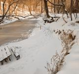 Free Photo - Rock Creek Winter - HDR
