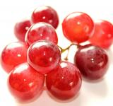 Free Photo - Red Globe grapes isolated on white