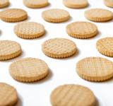 Free Photo - Biscuits cookies pattern background