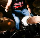 Free Photo - man playing drums instrument