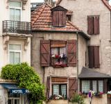 Free Photo - Charming french houses