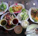 Free Photo - Table of Asian Food Dishes