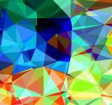 Free Photo - Abstract Geometric Pattern
