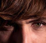 Free Photo - Close up of man eyes and face