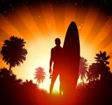 Free Photo - Surfer - Surfing lifestyle concept