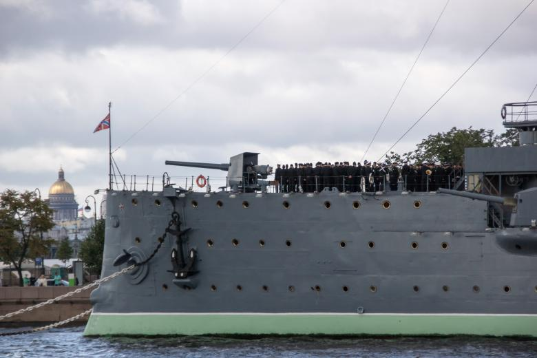 Free Stock Photo of Cruiser Aurora Created by 2happy