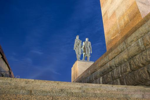 Monument to the Heroic Defenders of Leningrad - Free Stock Photo