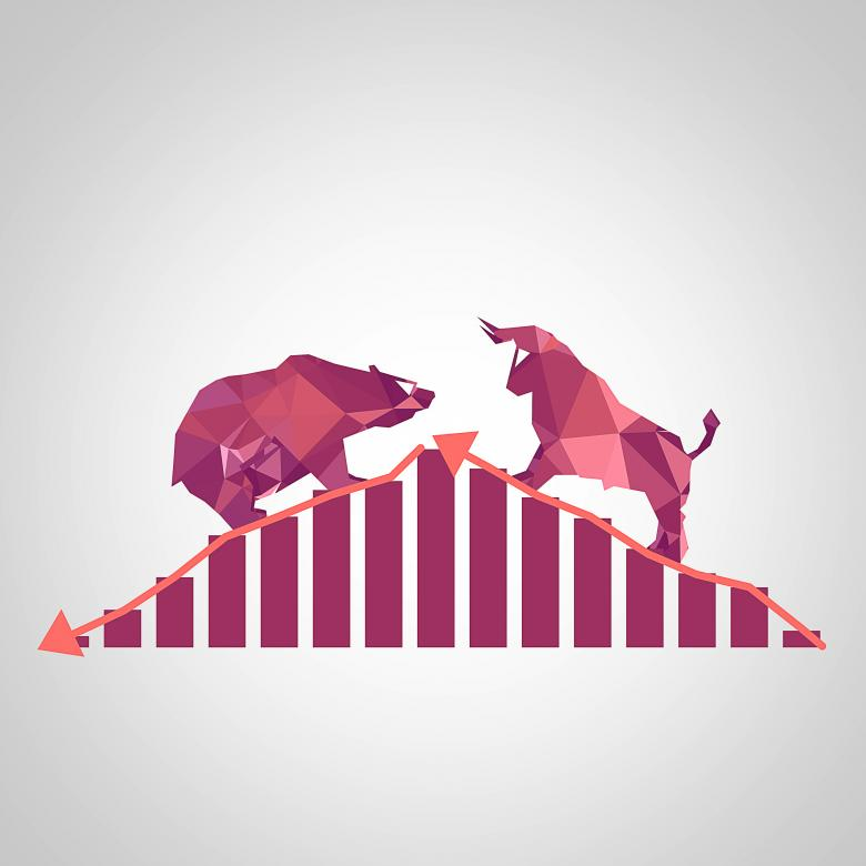 Free Stock Photo of Equity markets - Bull versus Bear concept Created by Jack Moreh