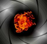 Free Photo - Shooting through the barrel of a gun - Flame burst