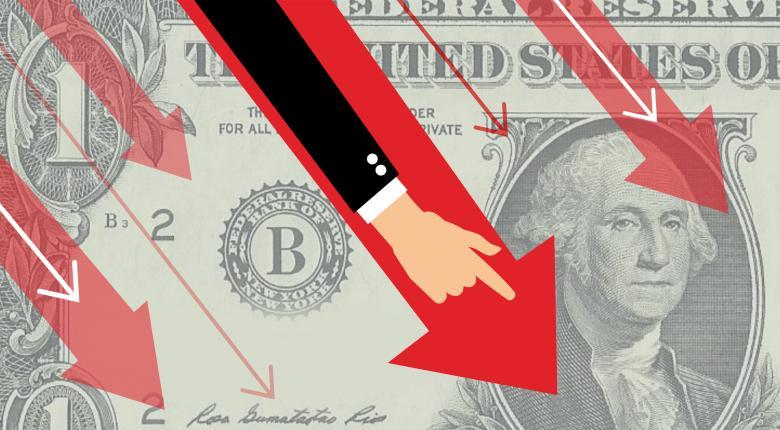 The incredible shrinking dollar - Free Tax Stock Photos