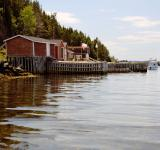 Free Photo - Atlantic Canada fishing stage
