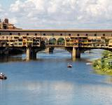 Free Photo - Ponte Vecchio in Florence, Italy