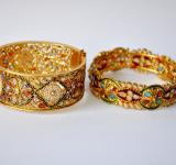 Free Photo - Two Golden Bangles