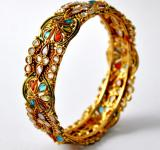 Free Photo - Golden Bangle