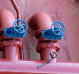 Free Photo - Valves and Pipeline from Tank