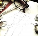 Free Photo - Fashion design - The working tools of a couturière