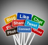 Free Photo - Social media and networking concept - Social media buzzwords