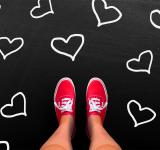 Free Photo - Love is red - Valentines day concept