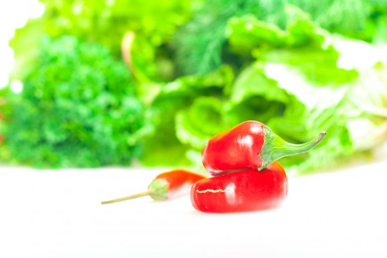 Free stock image of Red chilli pepper created by 2happy