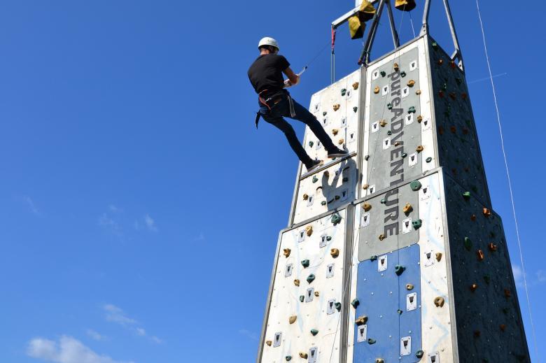 Rock climbing - Free Fitness Stock Photos