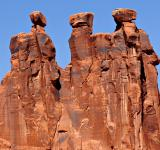 Free Photo - Three Gossips at Arches National Park