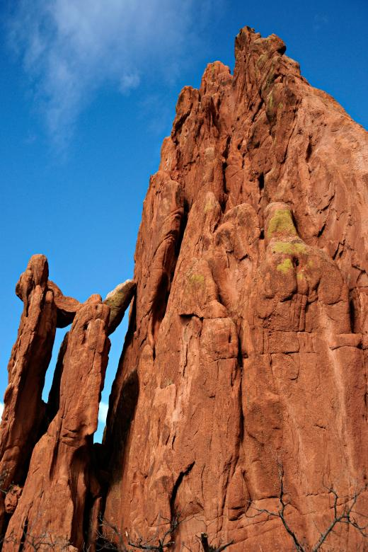Free Stock Photo of Cathedral Spires at Garden of the Gods Created by Michael Kirsh