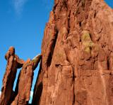 Free Photo - Cathedral Spires at Garden of the Gods