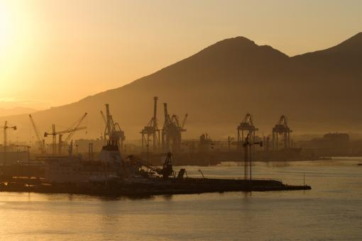 Industrial Port  - Free Stock Photo