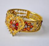 Free Photo - Gold Bangle