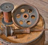 Free Photo - Old Silk Mill Tools - HDR