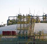 Free Photo - Top of an Oil and Gas Storage Tank