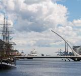 Free Photo - Samuel Beckett Bridge