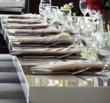 Free Photo - Restaurant Fine Dining Table