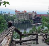 Free Photo - Mohonk Mouintain House Resort and Mohonk Lake