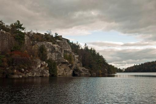 Lake Minnewaska - Free Stock Photo