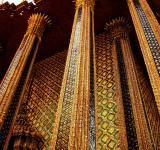 Free Photo - Thailand - Columns of Phra Mondop in Bangkok
